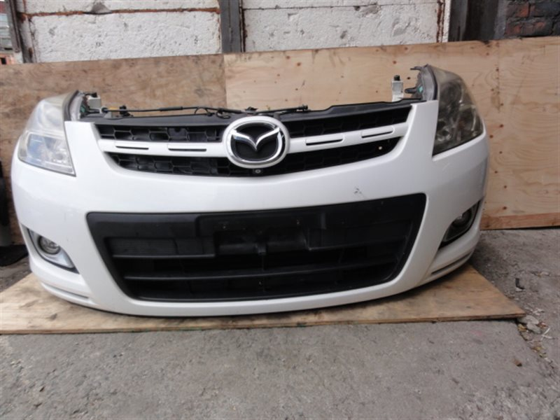 Nose cut Mazda Mpv LY3P L3-VDT 2007