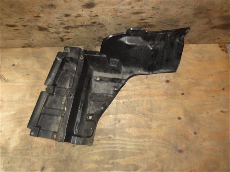 Защита двигателя Toyota Prius NHW20 1NZ-FXE правая