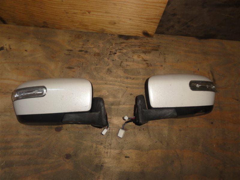 Зеркало Mazda Mpv LY3P 2009 переднее правое