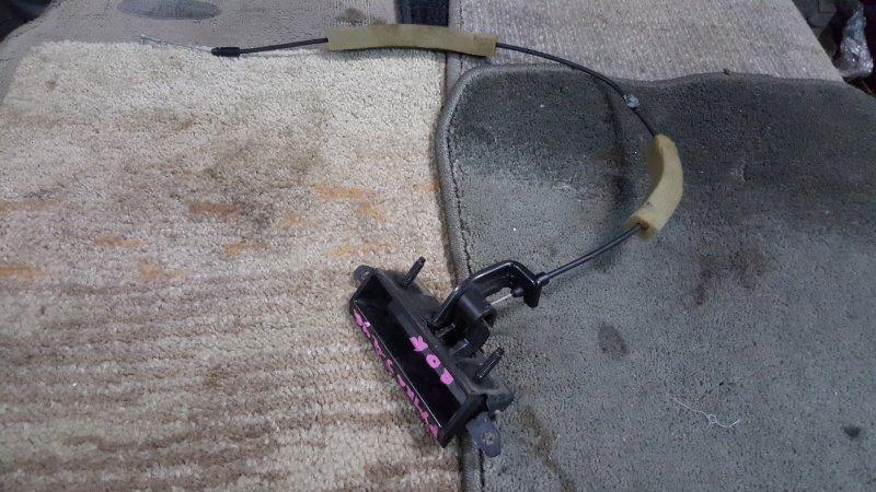 Ручка задней двери Subaru Legacy BP5 EJ20 2004