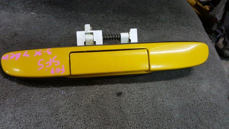 Ручка задней двери Subaru Forester SF5 EJ201 2001