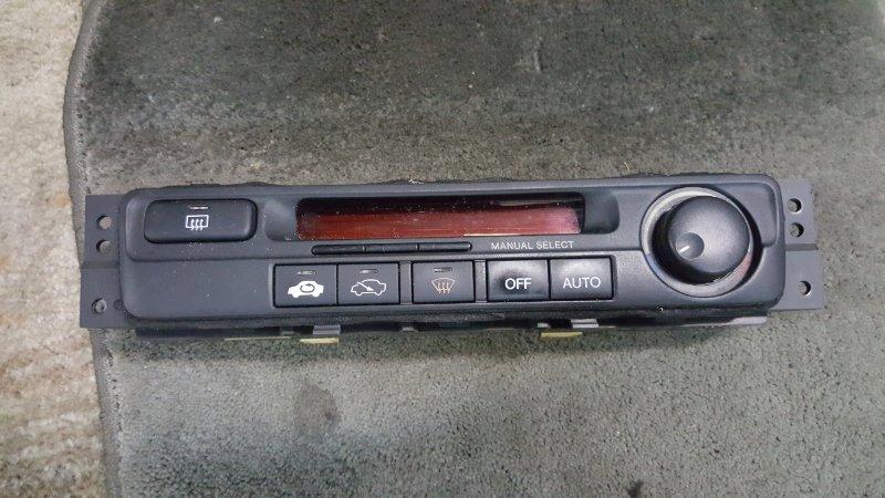 Блок управления климат-контролем Honda Inspire UA1 G20A 1996