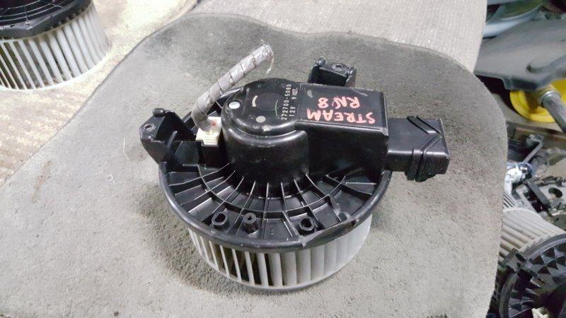 Мотор печки Honda Stream RN8 R20A 2008