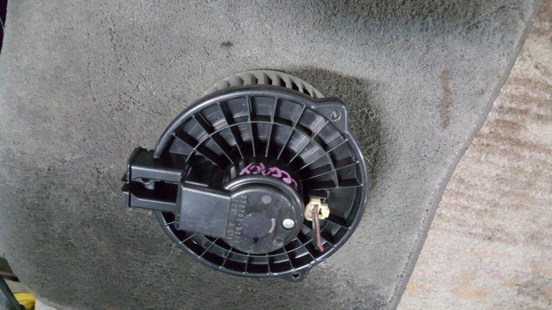 Мотор печки Subaru Legacy BP5 EJ20 2004