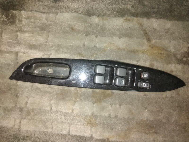 Блок упр. стеклоподьемниками Toyota Prius NHW11 1NZ-FXE 2000 передний правый