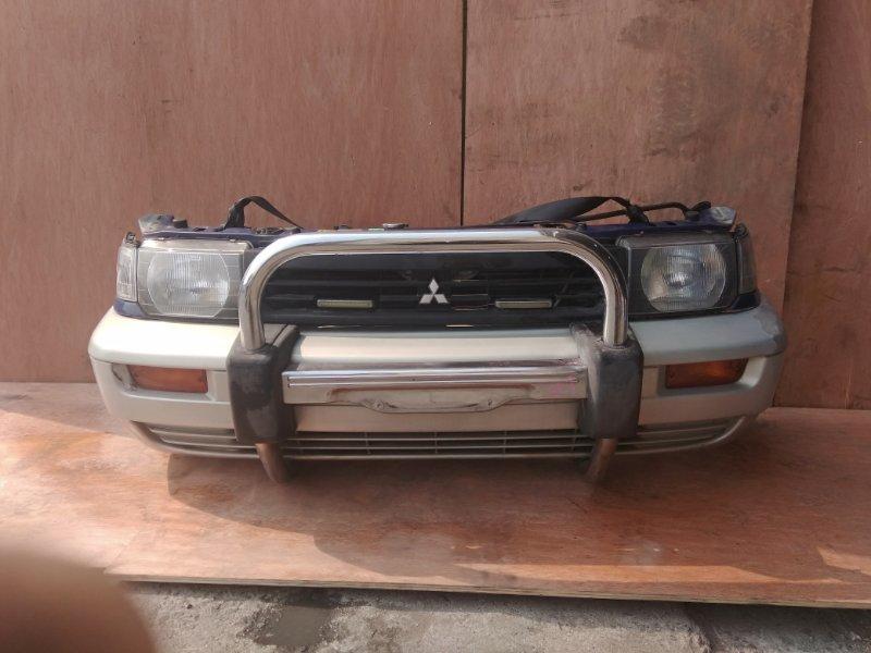 Nose cut Mitsubishi Rvr N23W 4G63 1993