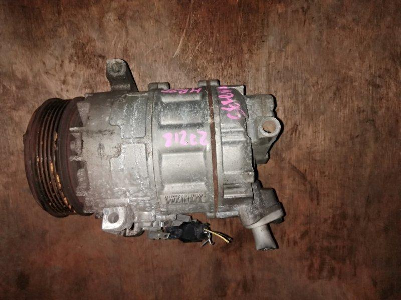 Компрессор кондиционера Nissan Serena C25 MR20 2005