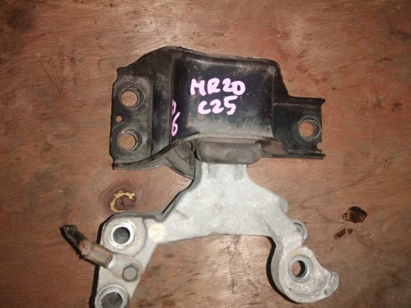 Подушка двигателя Nissan Serena C25 MR20 2005 правая