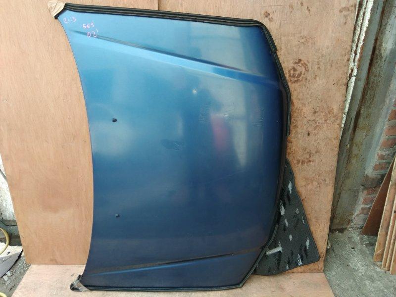 Капот Subaru Forester SG5 EJ202 2002
