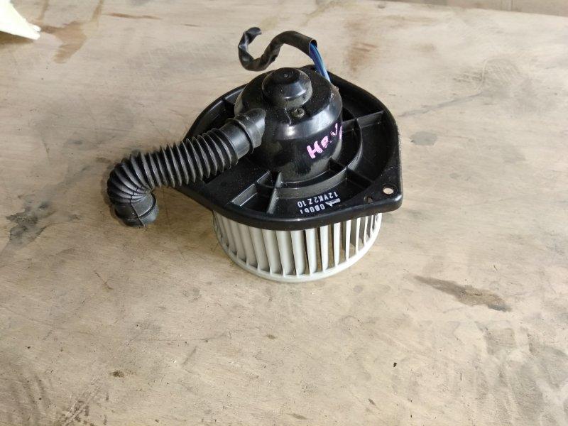 Мотор печки Honda Hr-V GH3 D16A 2003