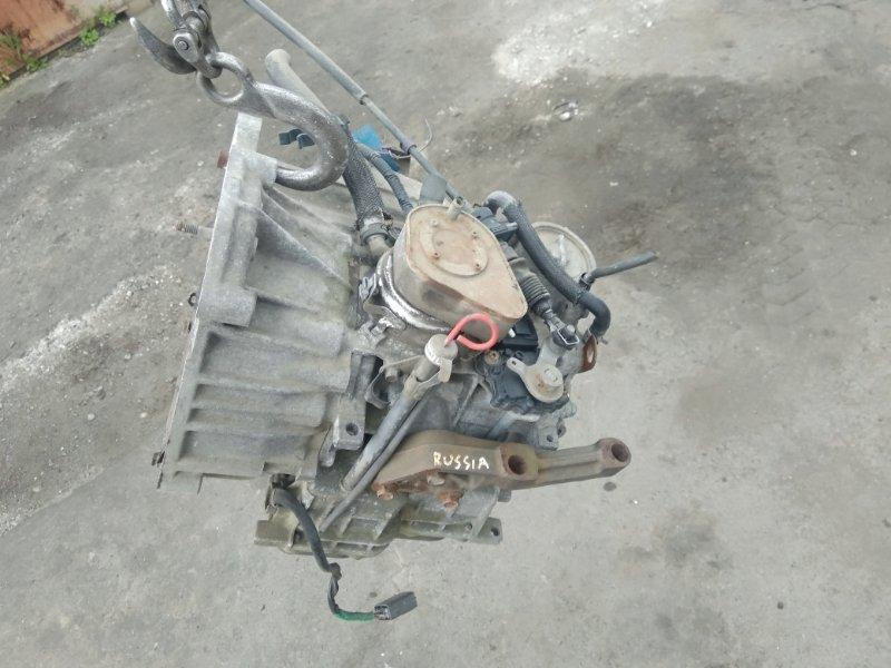 Акпп Suzuki Mr Wagon MF21S K6A 2001