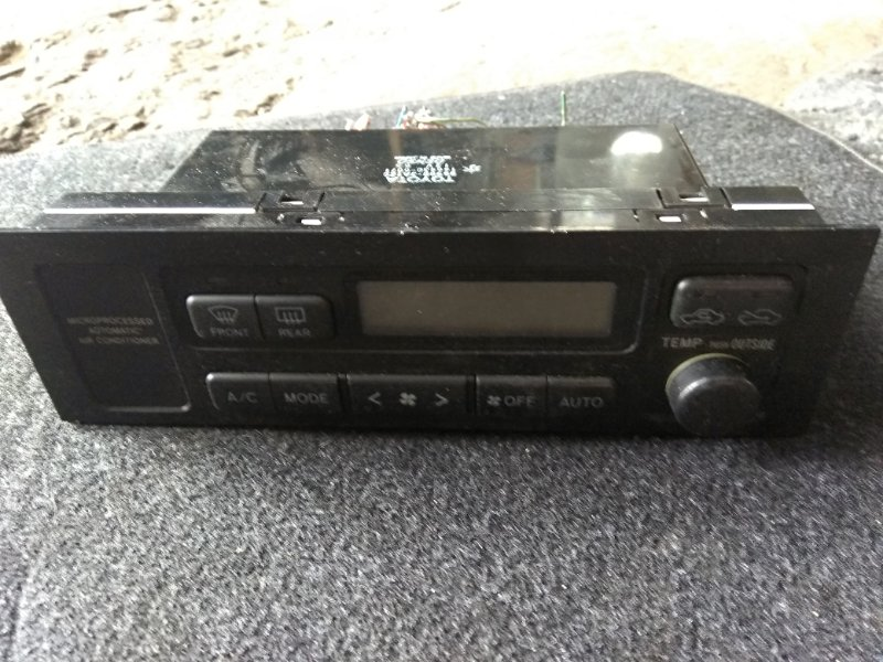 Блок управления климат-контролем Toyota Crown JZS151 1JZ-GE 1997