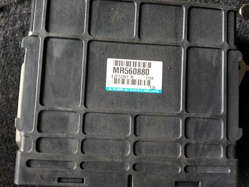 Блок управления efi Mitsubishi Pajero Mini H53A 4A30 2001