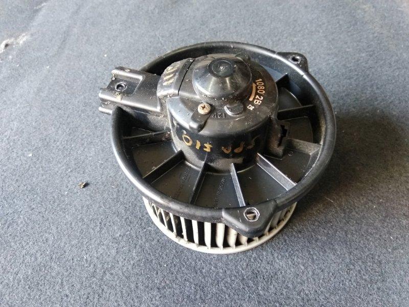Мотор печки Toyota Corolla Spacio AE111 4A-FE 1999