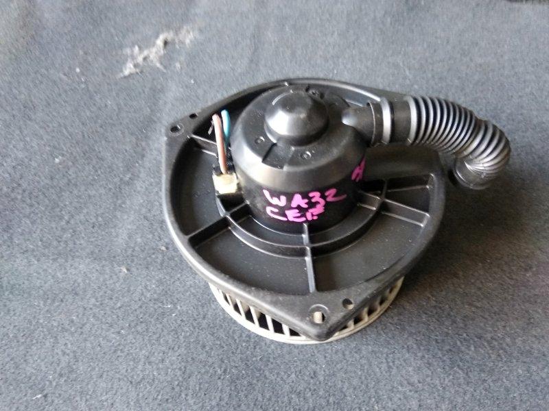 Мотор печки Nissan Cefiro WA32 VQ25 1996