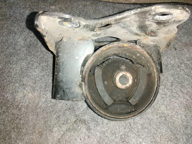 Подушка двигателя Nissan Sunny FB15 QG15 2000 передняя левая