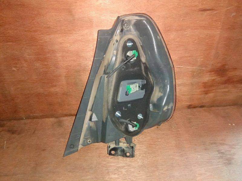 Стоп-сигнал Honda Fit GD2 L13A 2004 левый