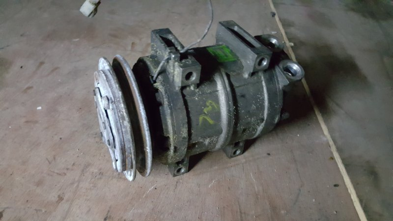 Компрессор кондиционера Mazda Bongo Friendee SGLR WL-T 1998