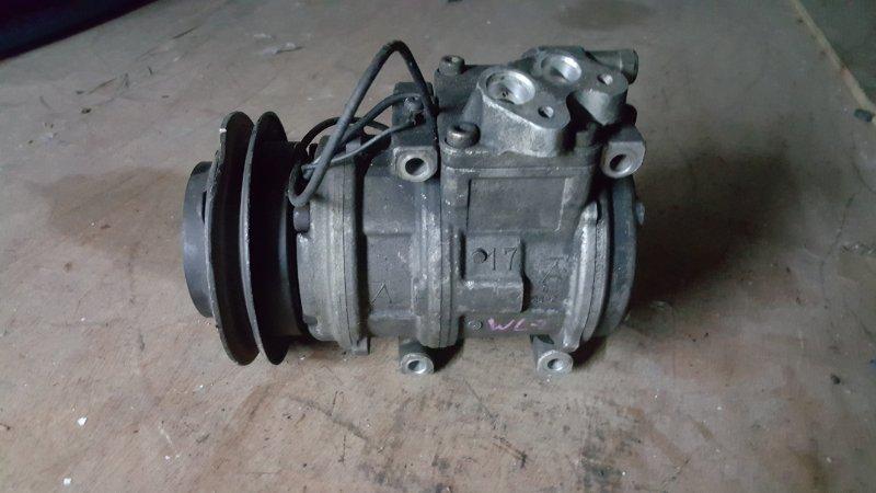 Компрессор кондиционера Mazda Mpv LVLR WL-T 1998