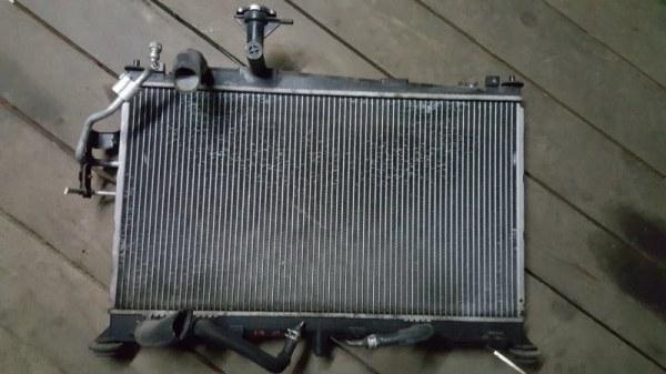 Радиатор основной Mazda Atenza GGEP LF 2002