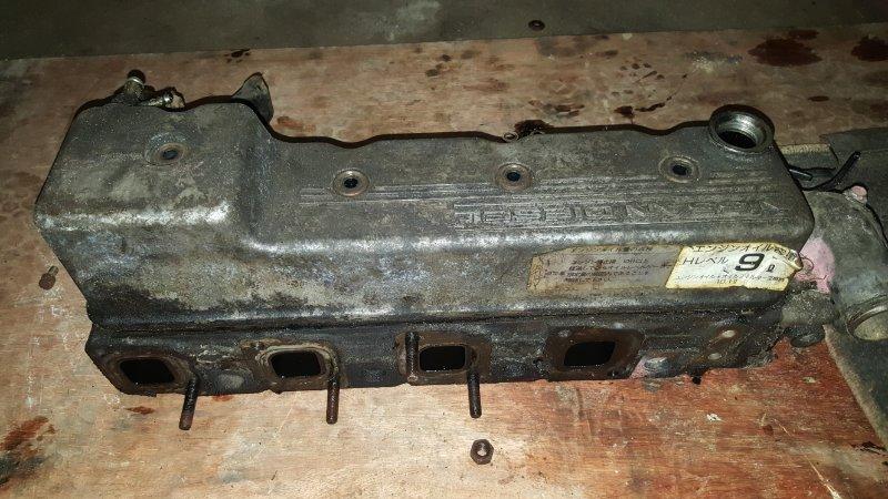 Головка блока цилиндров Nissan Condor MK120 FD46-T