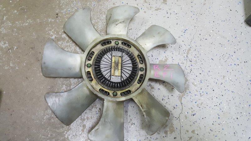 Крыльчатка вентилятора Mazda Bongo SK22M R2 1998