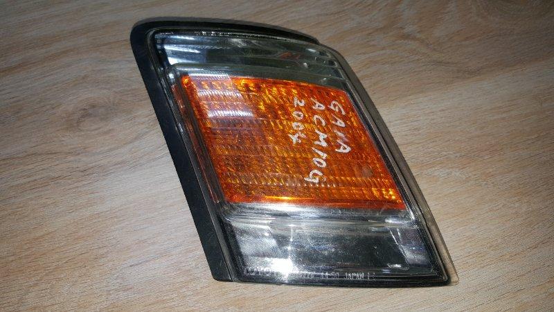 Габарит Toyota Gaia ACM10 1AZ-FSE 2001 правый