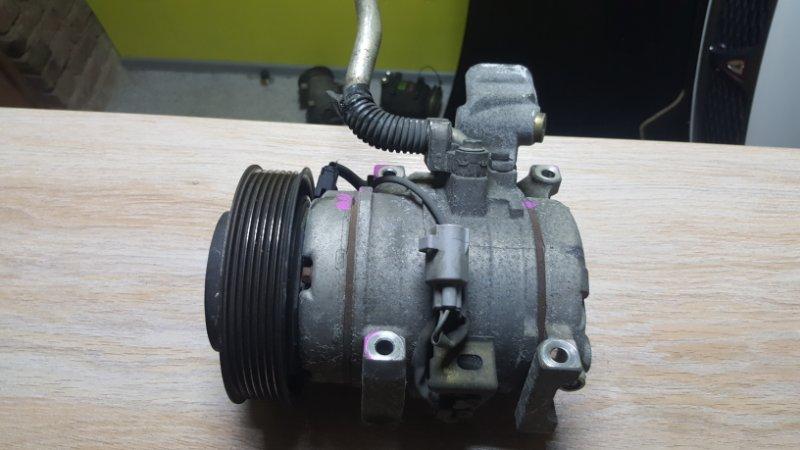 Компрессор кондиционера Toyota Rav4 ACA21 1AZ-FSE 2003
