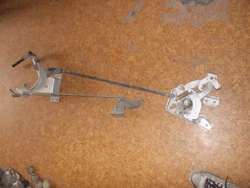 Механизм подъема кабины Hino Ranger FD ст.103000001