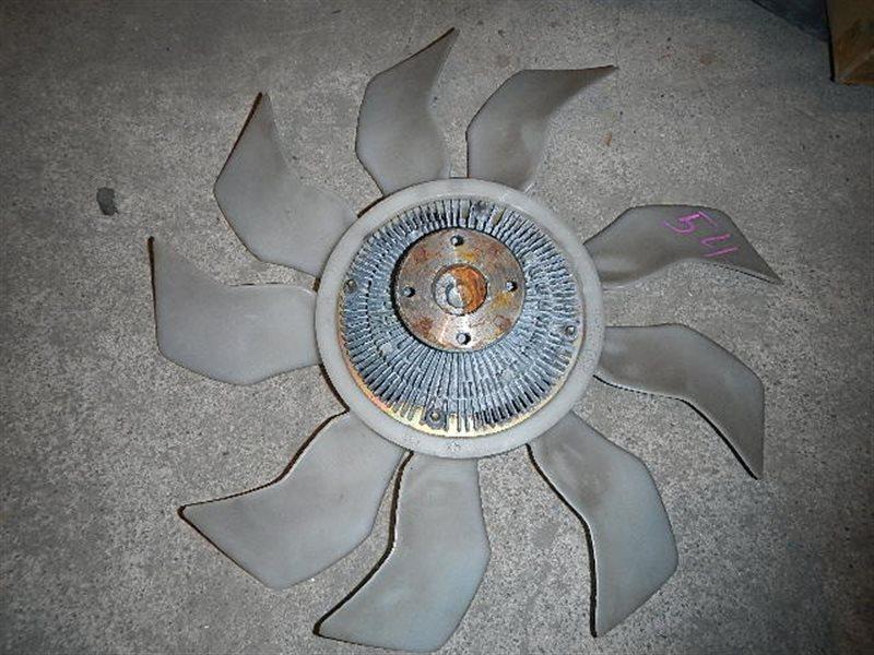Вентилятор с вискомуфтой Nissan Laurel GC34 RB20DE ст.104000054