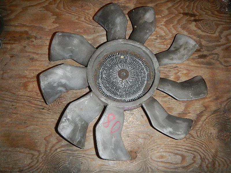Вентилятор с вискомуфтой Nissan Laurel HC34 RB20 ст.104000080