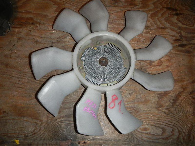 Вентилятор с вискомуфтой Nissan Skyline 33 RB20DE ст.104000081