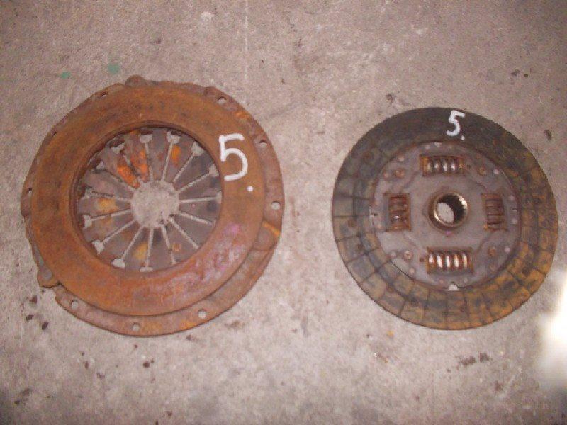 Корзина сцепления Mazda Bongo SK22 R2 ст.111000005