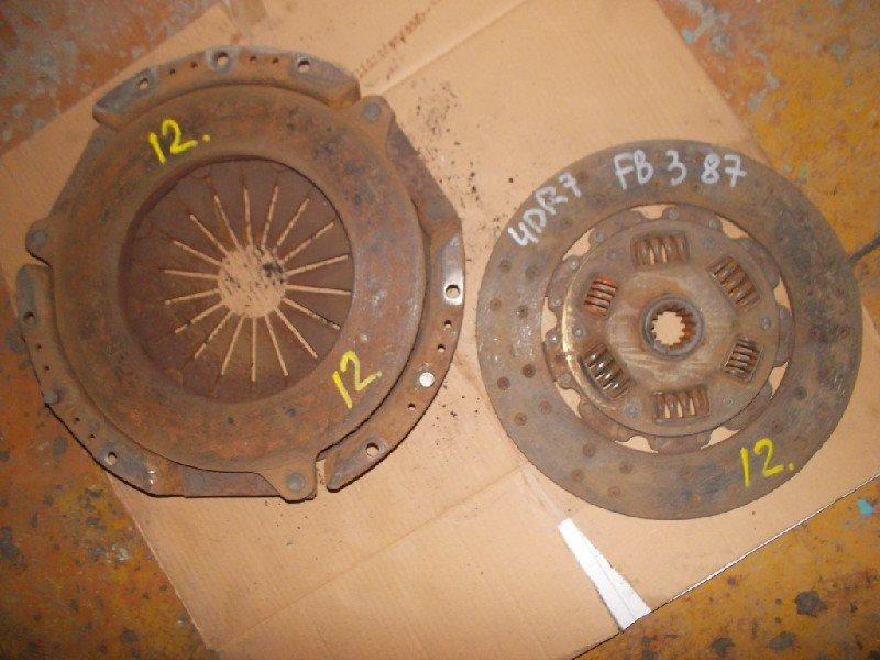 Корзина сцепления FB387 4DR7 ст.111000012