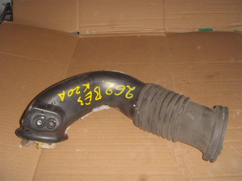 Патрубок воздушного фильтра Honda Edix BE3 K20A ст.115000262