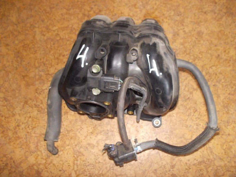 Коллектор впускной Toyota Passo KGC35 1KR-FE ст.117000004