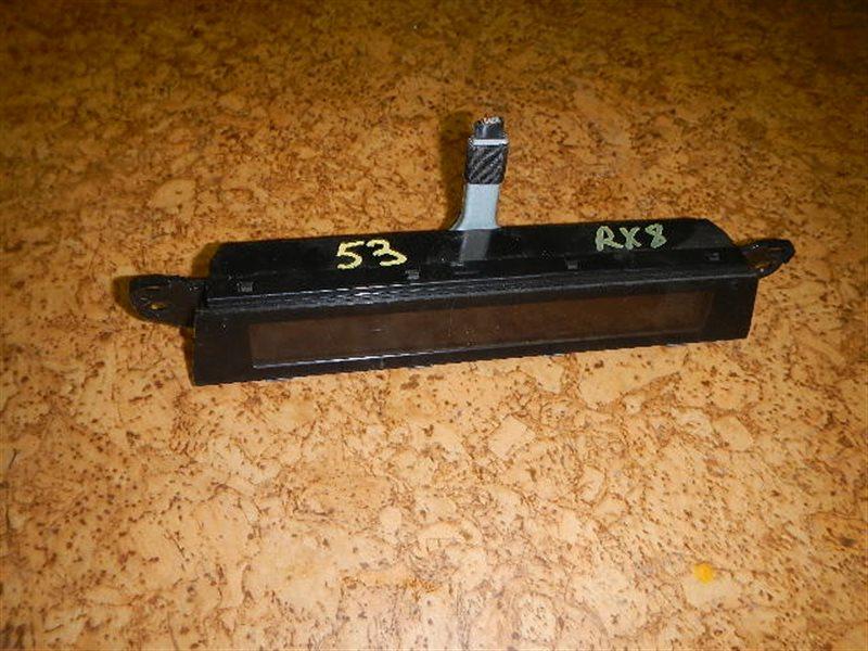 Часы Mazda Rx-8 SE3P ст.124000053
