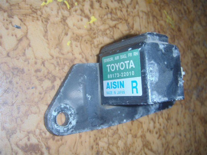 Датчик airbag Toyota правый ст.127000039
