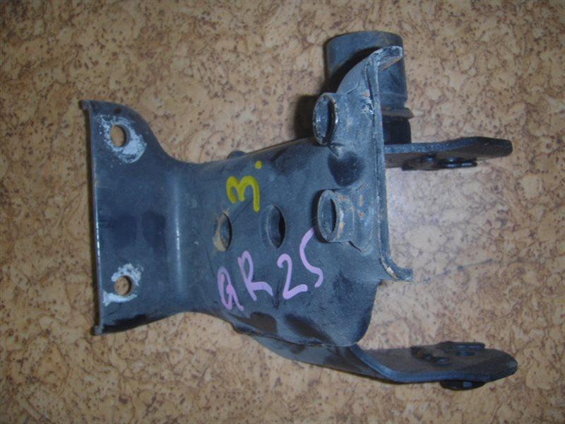 Крепление подушки двс Nissan QR25 ст.139000003