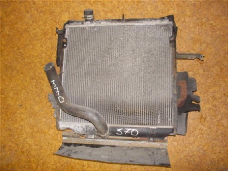 Радиатор основной Toyota Dyna 5L ст.201000370