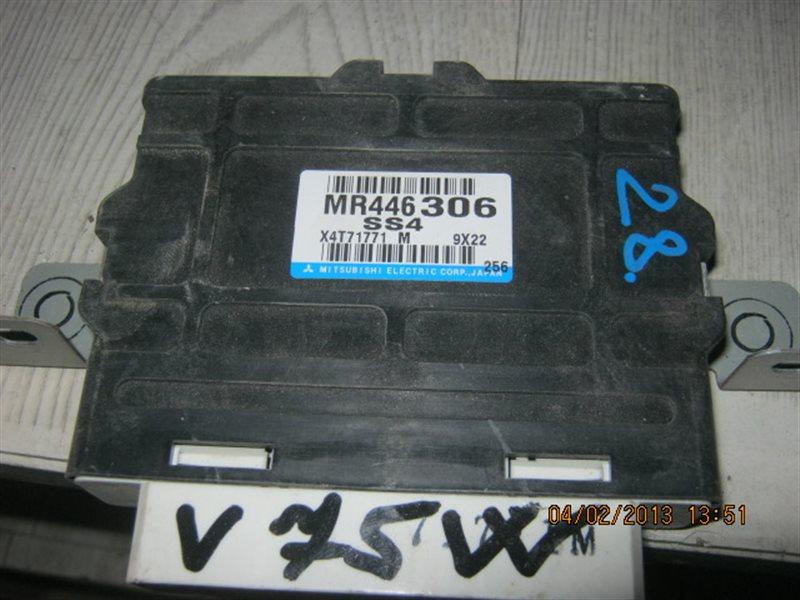 Блок управления efi Mitsubishi Pajero V75W ст.203000028