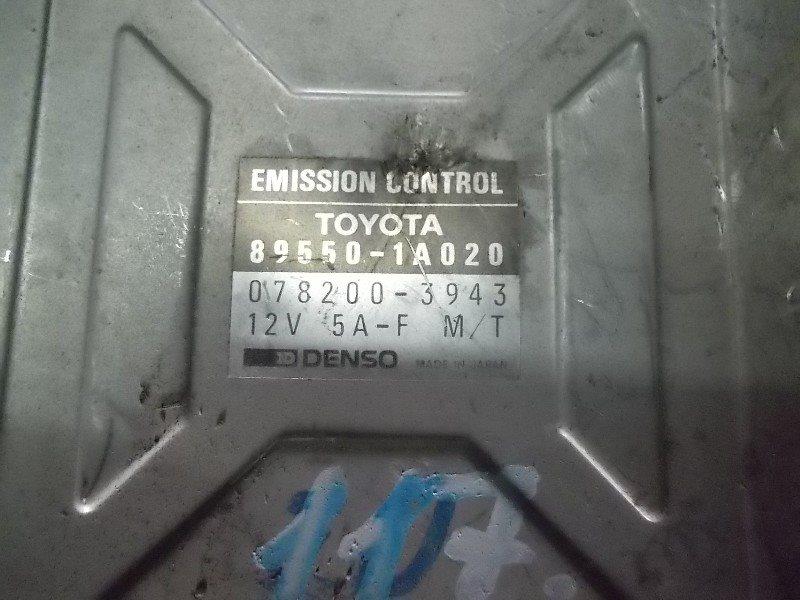 Блок управления efi Toyota Levin AE91 5A-FE ст.203000117