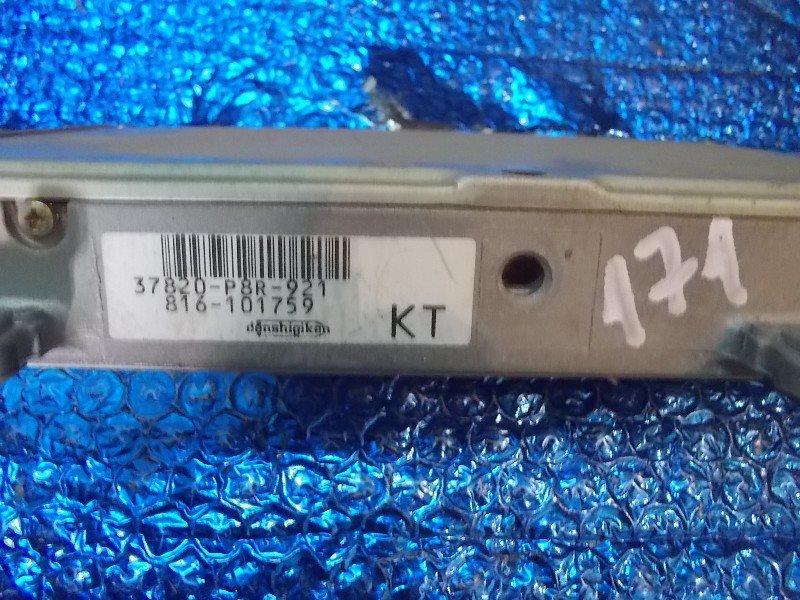 Блок управления efi Honda S-Mx RH1 B20B ст.203000171