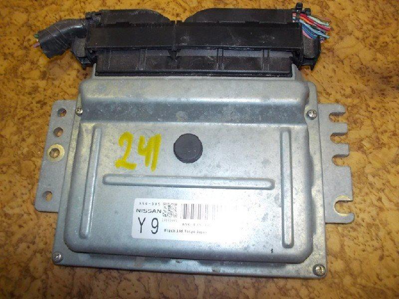 Блок управления efi Nissan Cube BNZ11 CR14DE ст.203000241