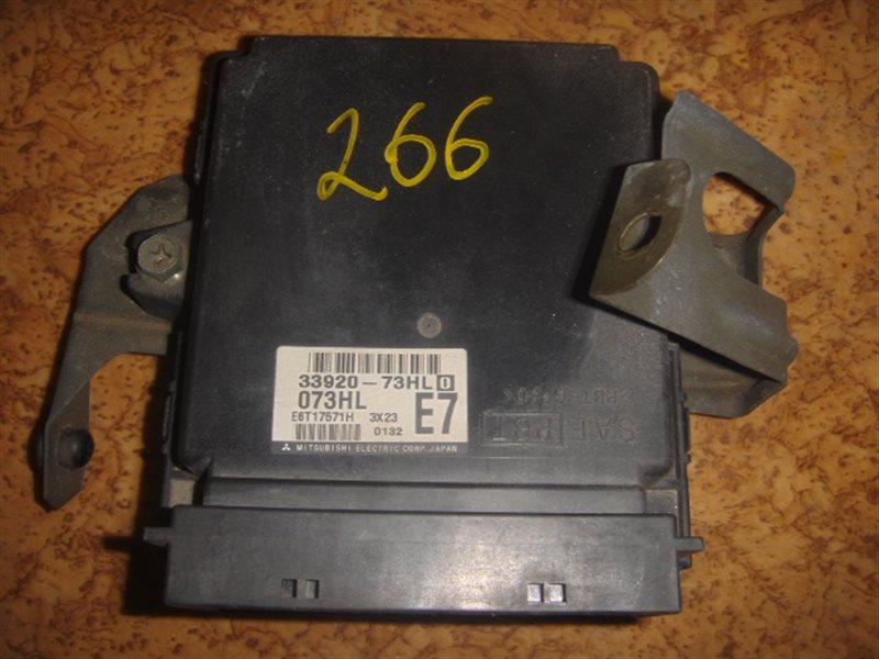 Блок управления efi Nissan Moco MG21S K6A ст.203000266