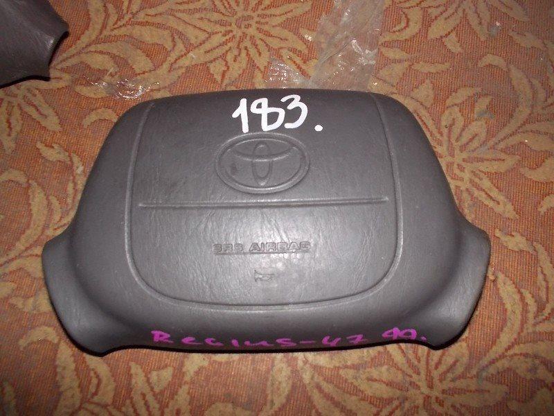 Airbag на руль Toyota Regius RCH47 ст.206000183