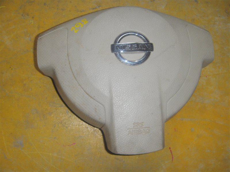 Airbag на руль Nissan Lafesta NB30 ст.206000298