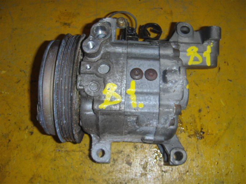 Компрессор кондиционера Subaru EJ15 ст.212000081