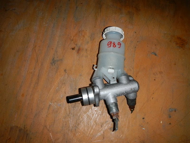 Главный тормозной цилиндр Mitsubishi Pajero Mini H58A 4A30 ст.213000989