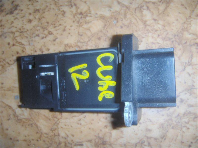 Расходомер воздушный Nissan Cube 12 ст.215000408